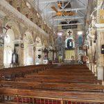 サンタ・クルス聖堂の内部