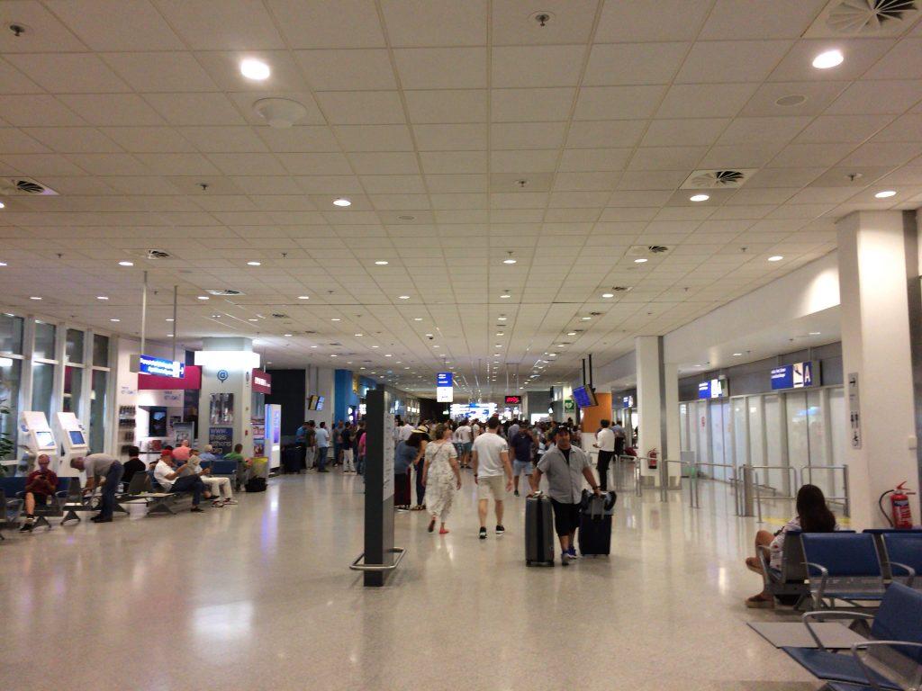 ギリシャのアテネ国際空港
