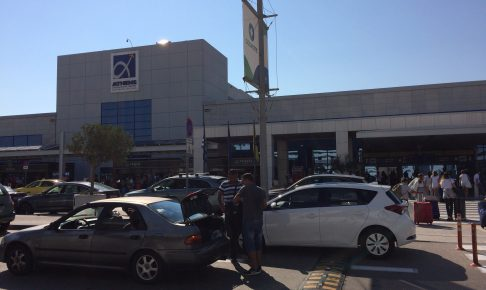 アテネ国際空港(エレフテリオス・ヴェニゼロス国際空港)