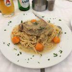 Lamb with Spaghetti