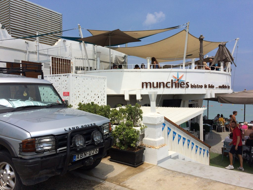 「Munchies」外観