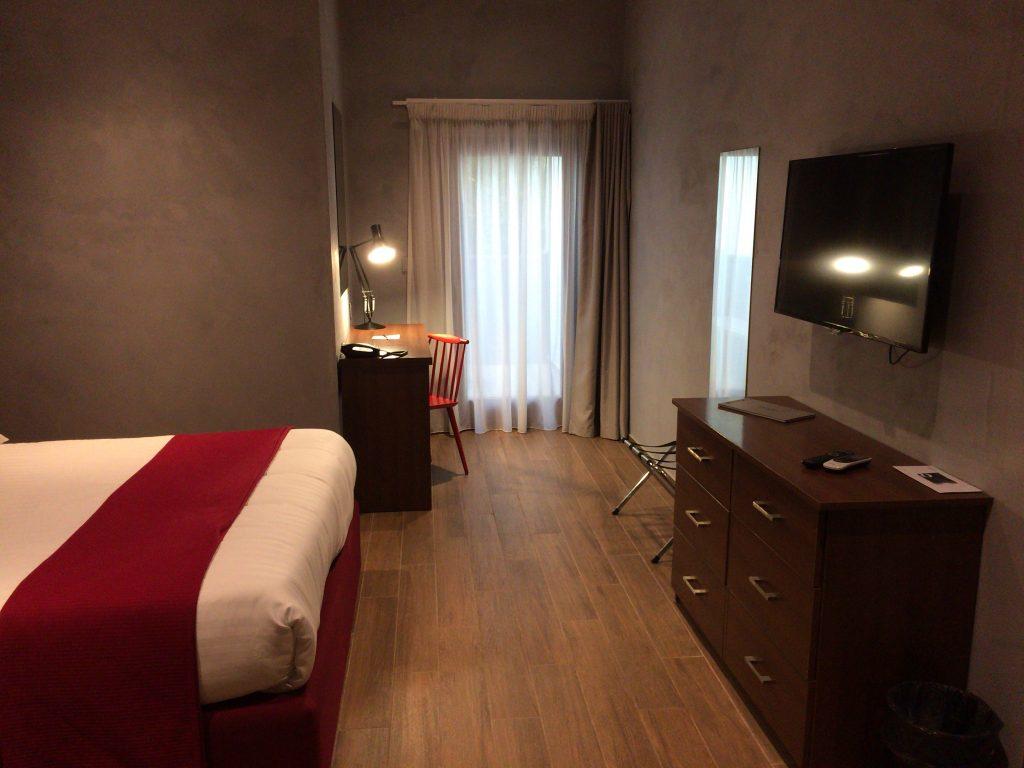 「Quaint Hotel」のダブルルーム