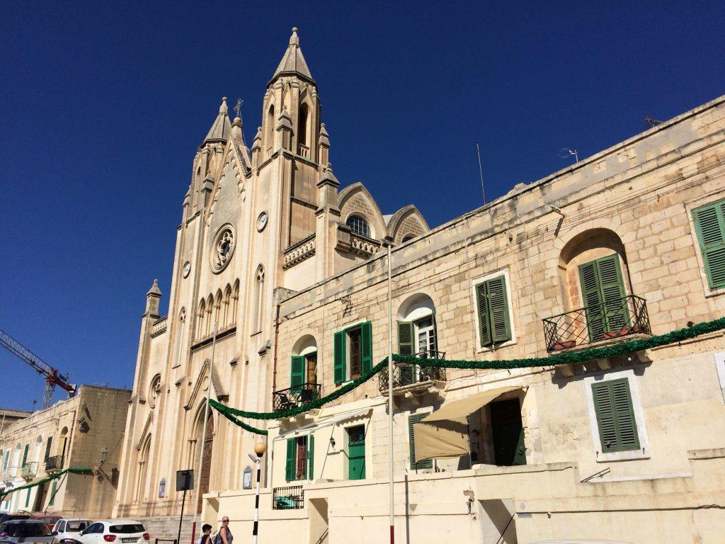 セントジュリアンの教会