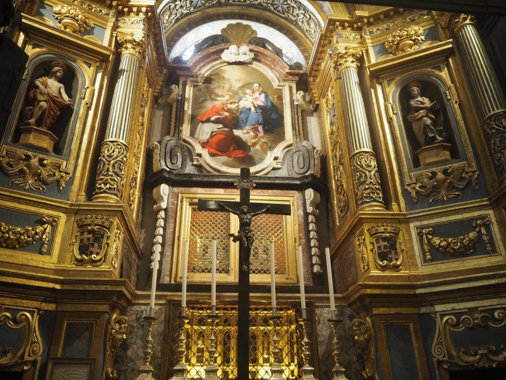 イングランドの礼拝堂