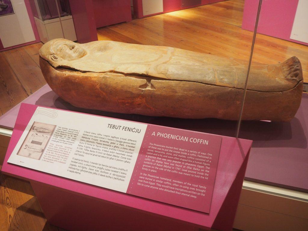 フェニキア時代の棺