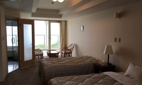 「カナンリゾート」客室