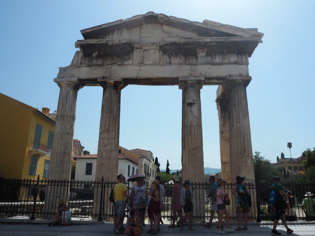 アテナ・アルケゲテス門