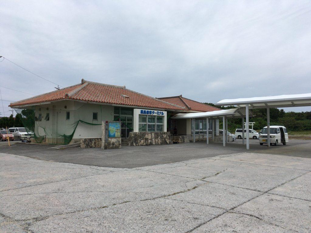黒島港ターミナル