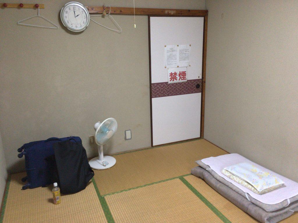 部屋は清潔に保たれている