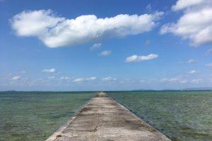 黒島一の絶景スポットだ