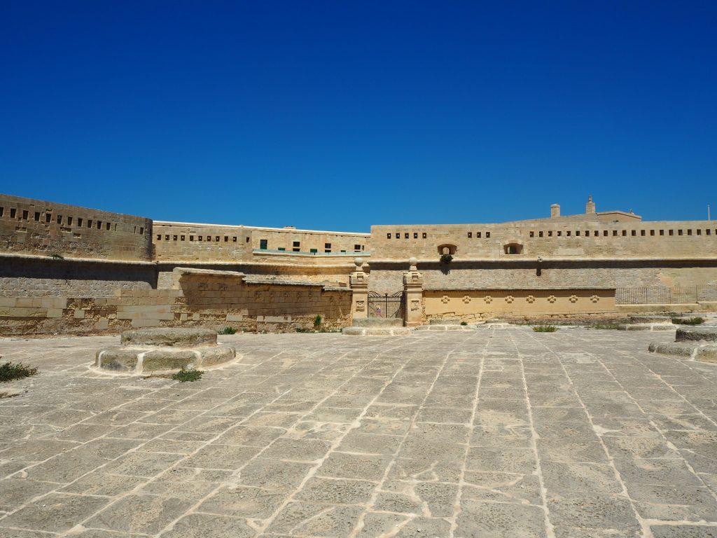 聖エルモ砦