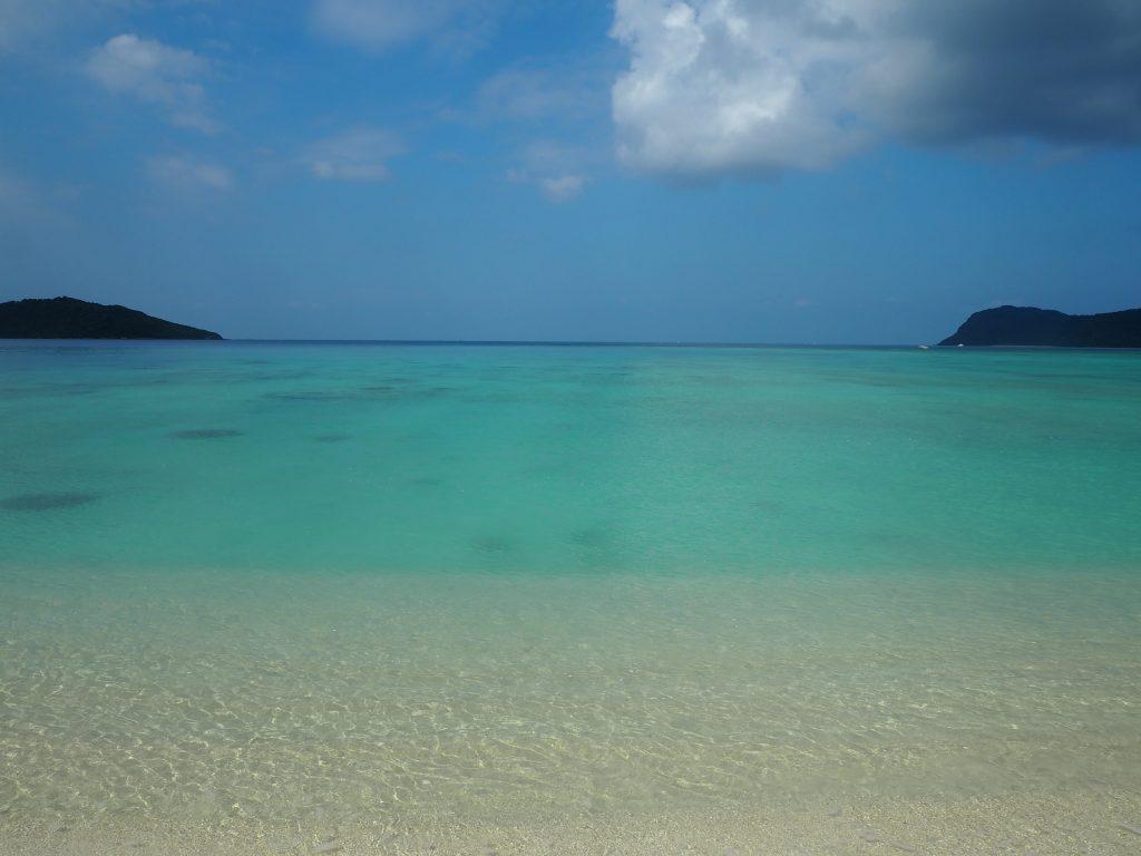 イダの浜(西表島)