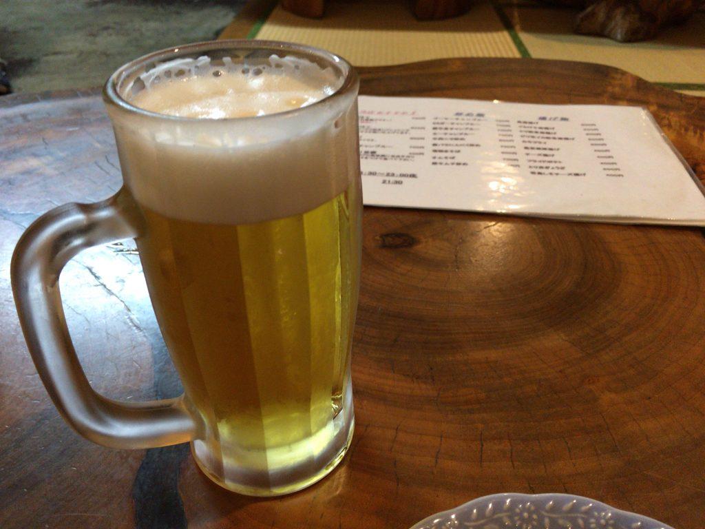 沖縄の気候にはオリオンビールが良く合う