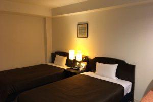 「アイランドホテル与那国」の客室