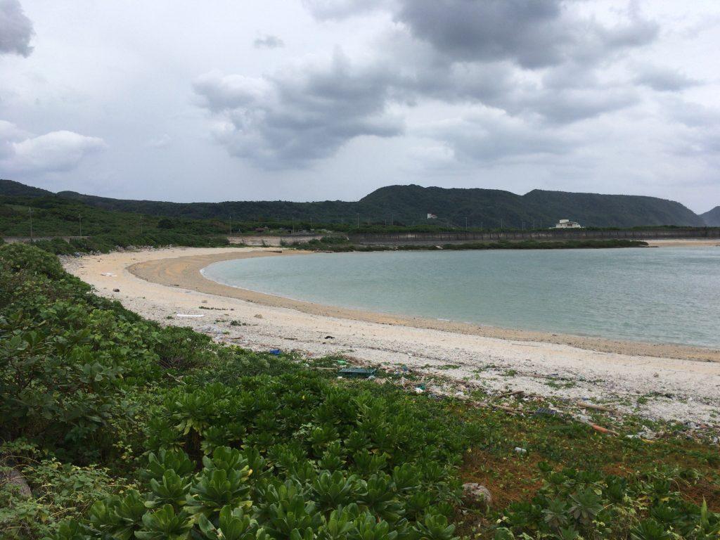 カタブル浜