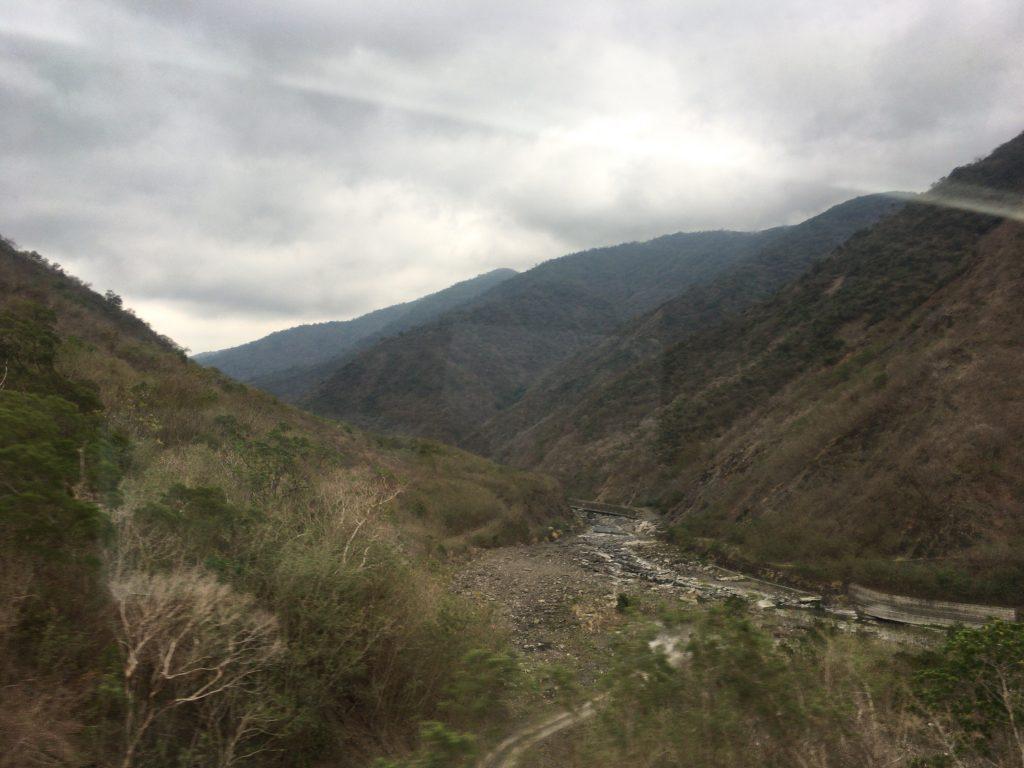 台湾には意外にも山が多い