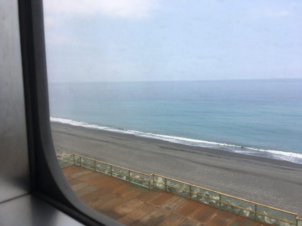 台湾の車窓から
