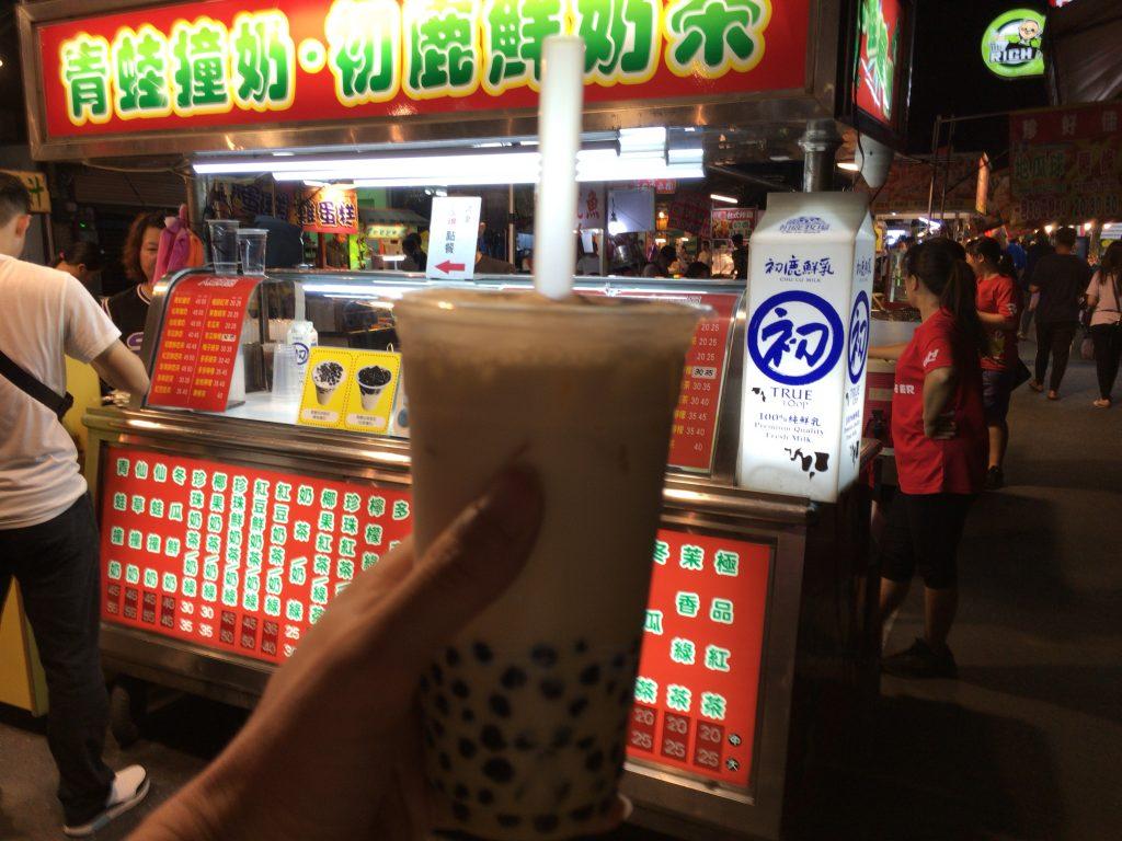 台湾と言えばやっぱりコレですね