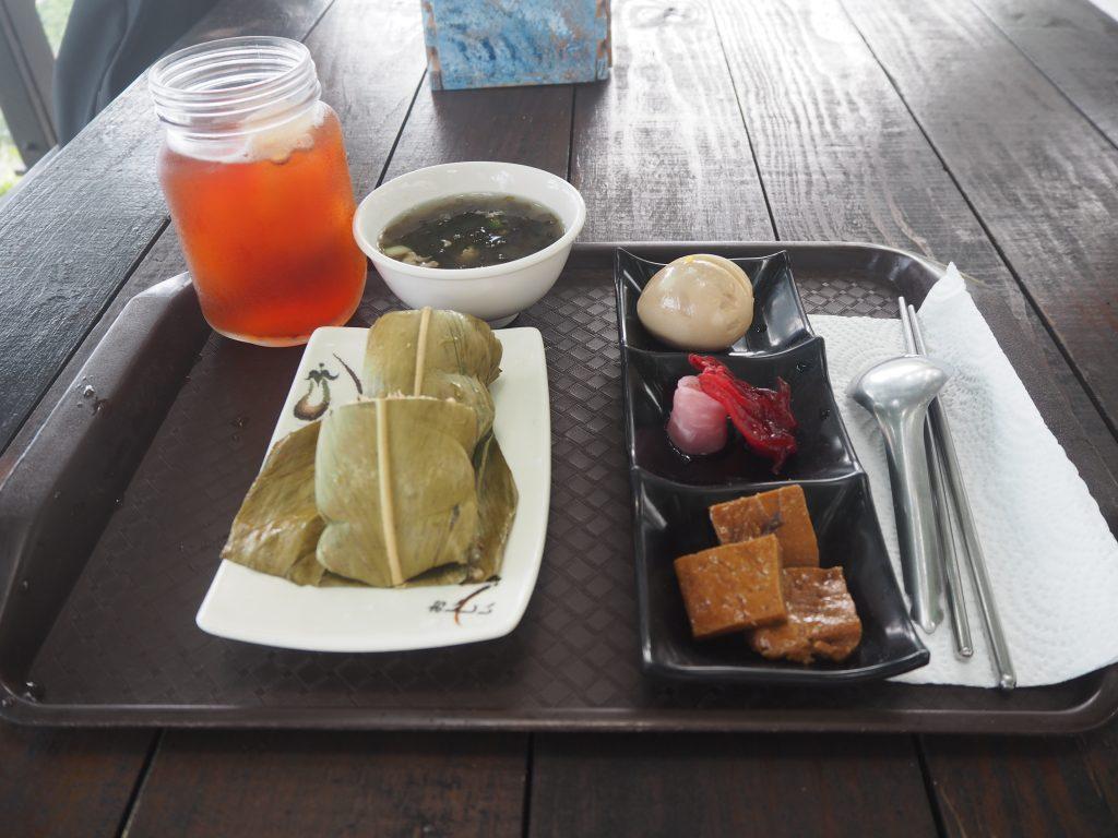 アミ族の料理も台湾東部の名物だ