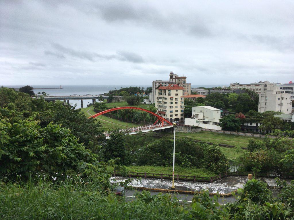 松園別館からの眺め