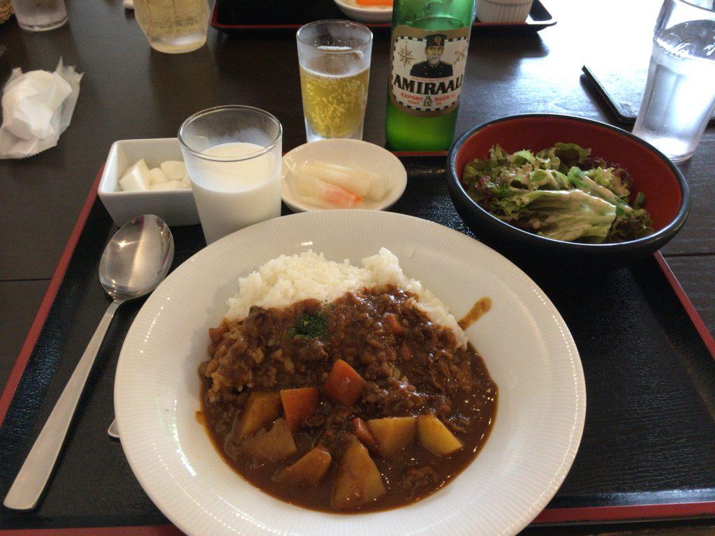 横須賀で食べた海軍カレー(記事本文とは関係ありません)