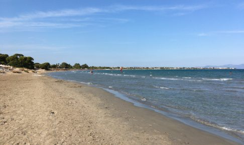 アルテミダのアルテミスビーチ