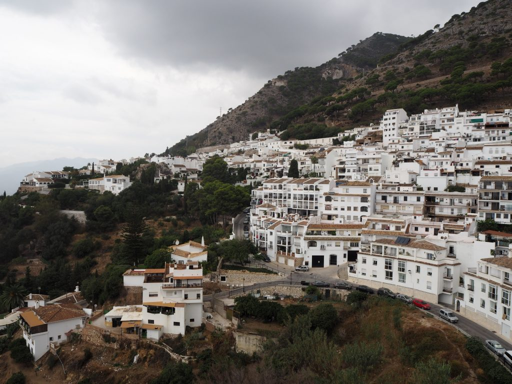 アンダルシアの白い村・ミハス