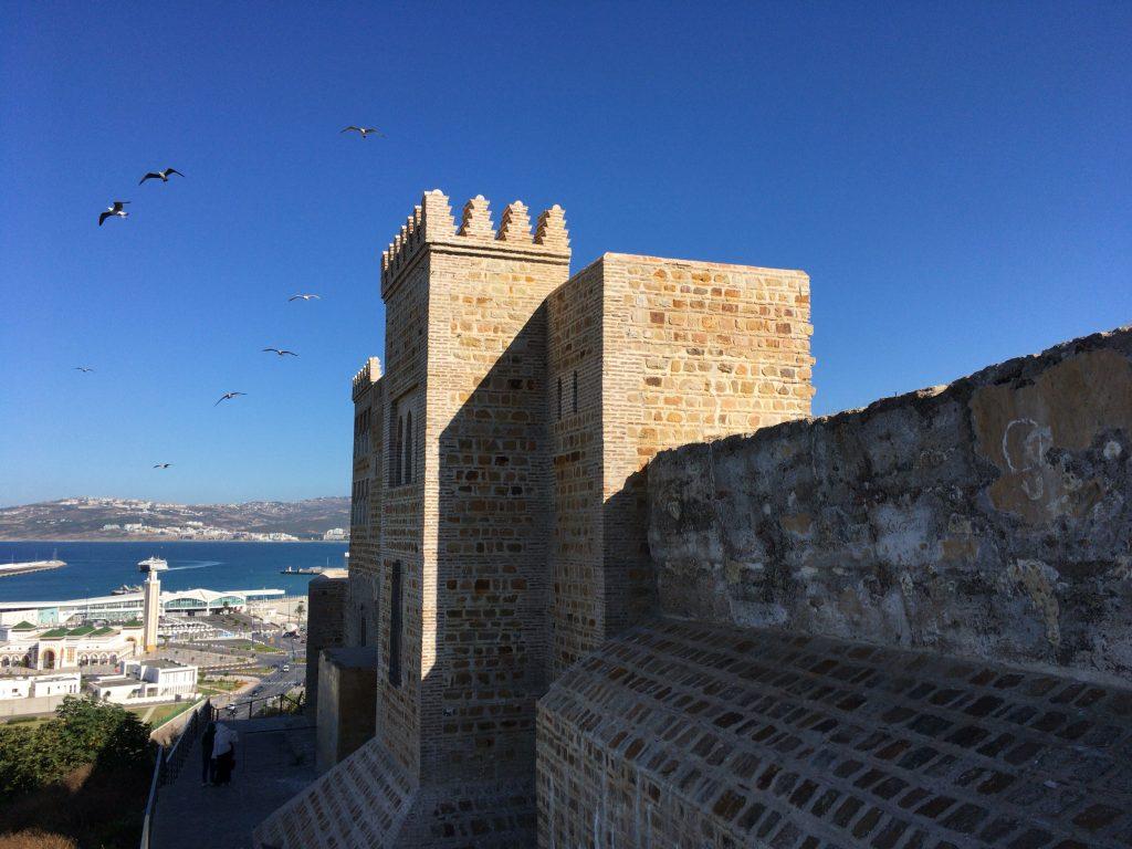 メディナの城壁