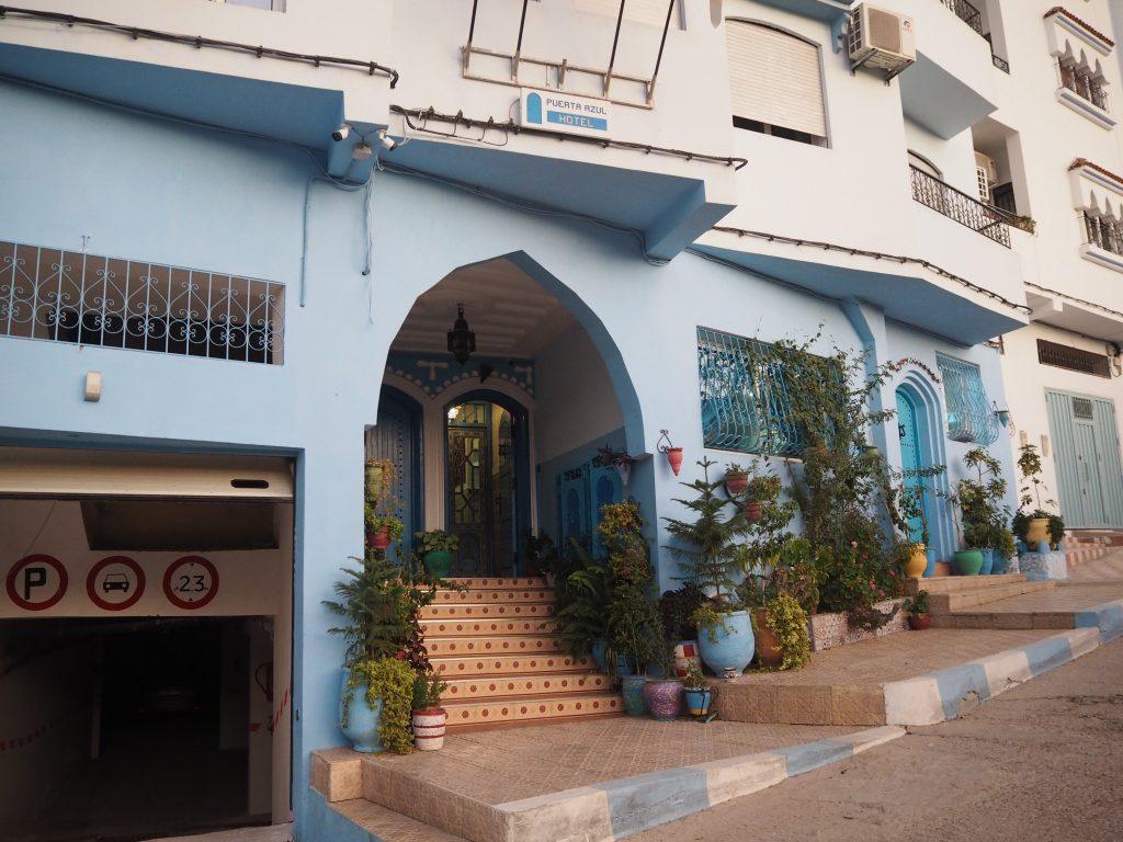 プエルタ・アズール(Puerta Azul)