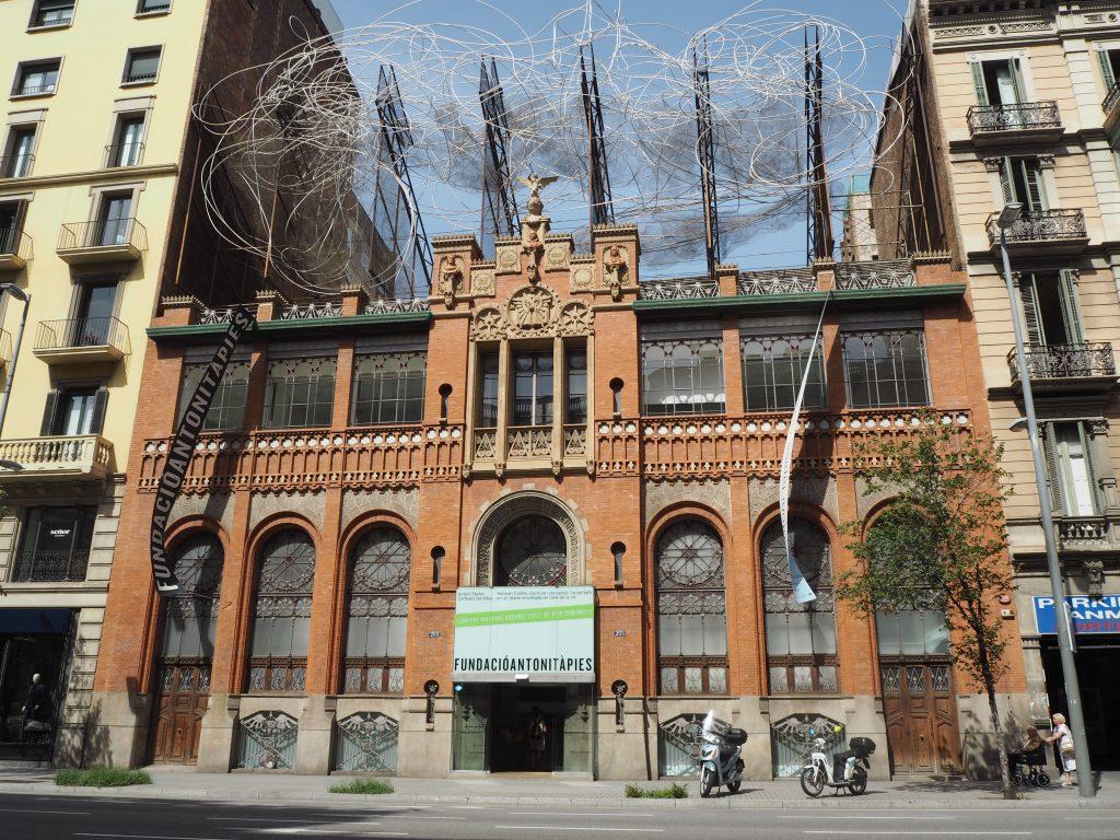 アントニ・タピエス美術館