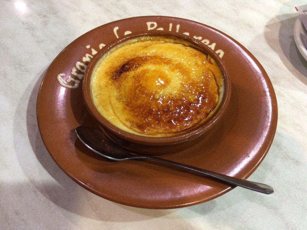 カタルーニャ地方の伝統的なお菓子だ