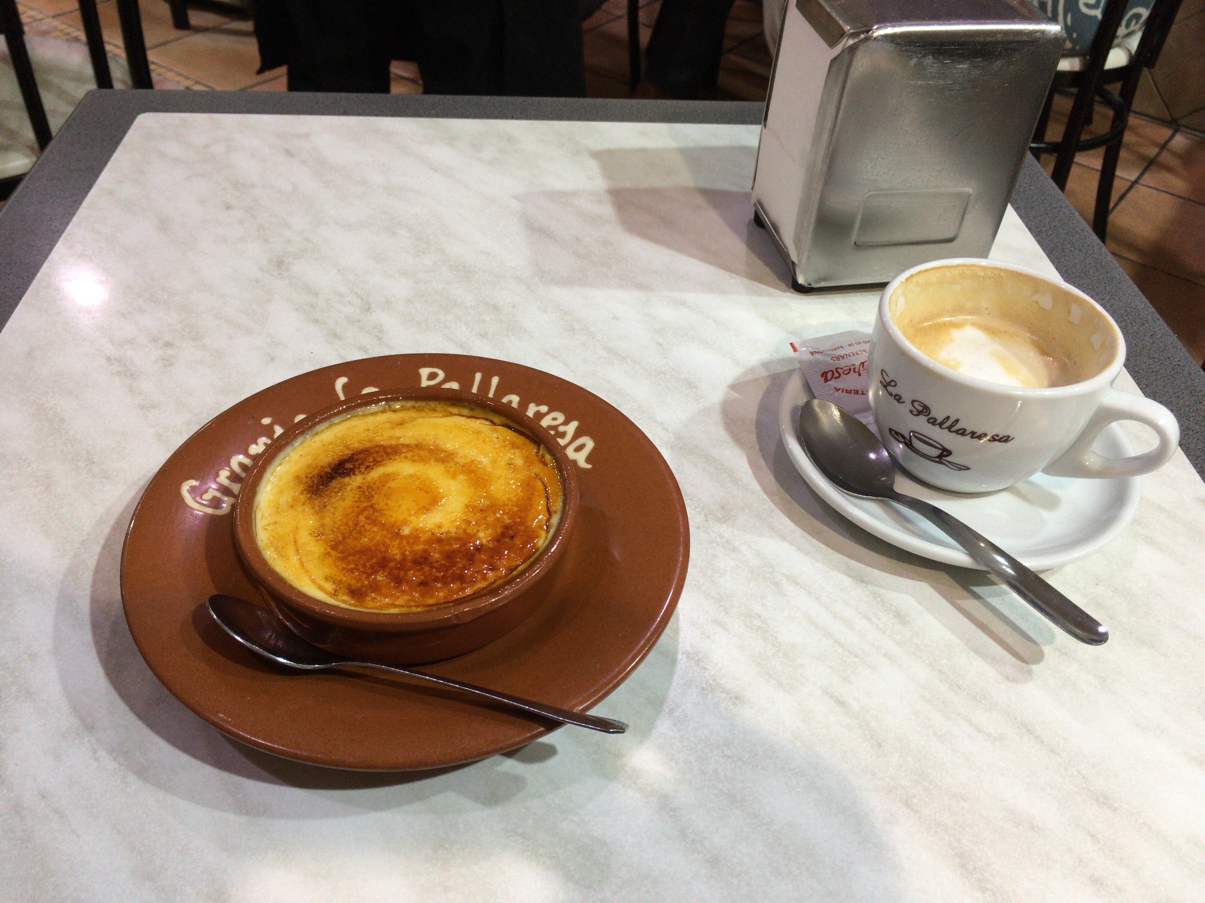 クレマ・カタラナ(Crema Catalana)