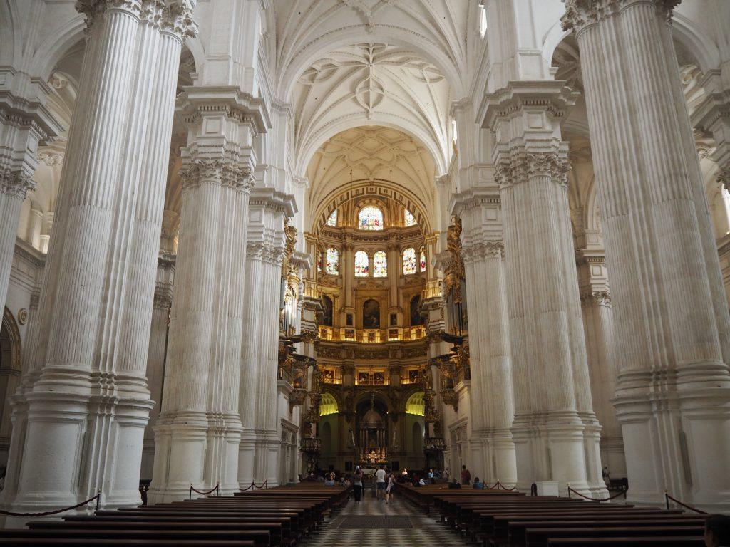 グラナダのカテドラル(大聖堂)