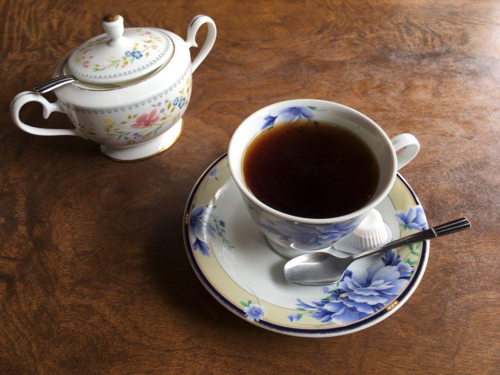 ブレンドコーヒー(350円)