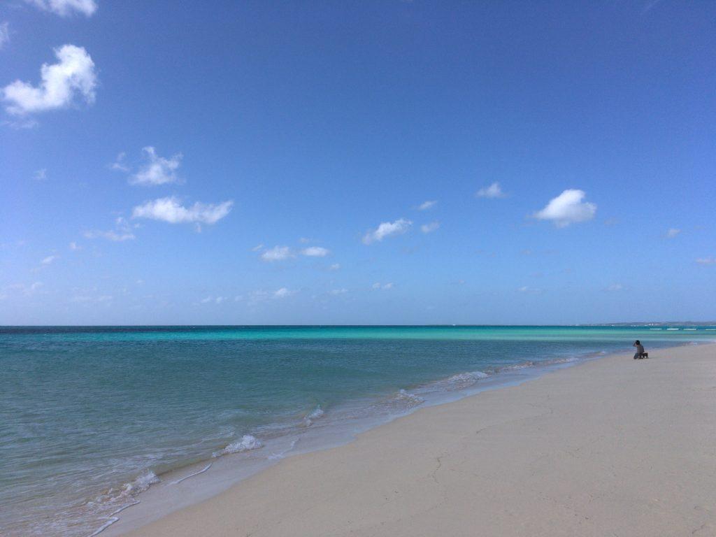 絵画のような写真が取れる絶景ビーチ